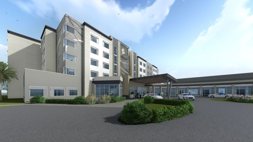 Pegasus Hotel Rendition (Main)