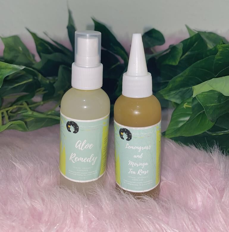 UCF student launches natural haircare business amid COVID-19 pandemic, inspires a future of black-owned businesses