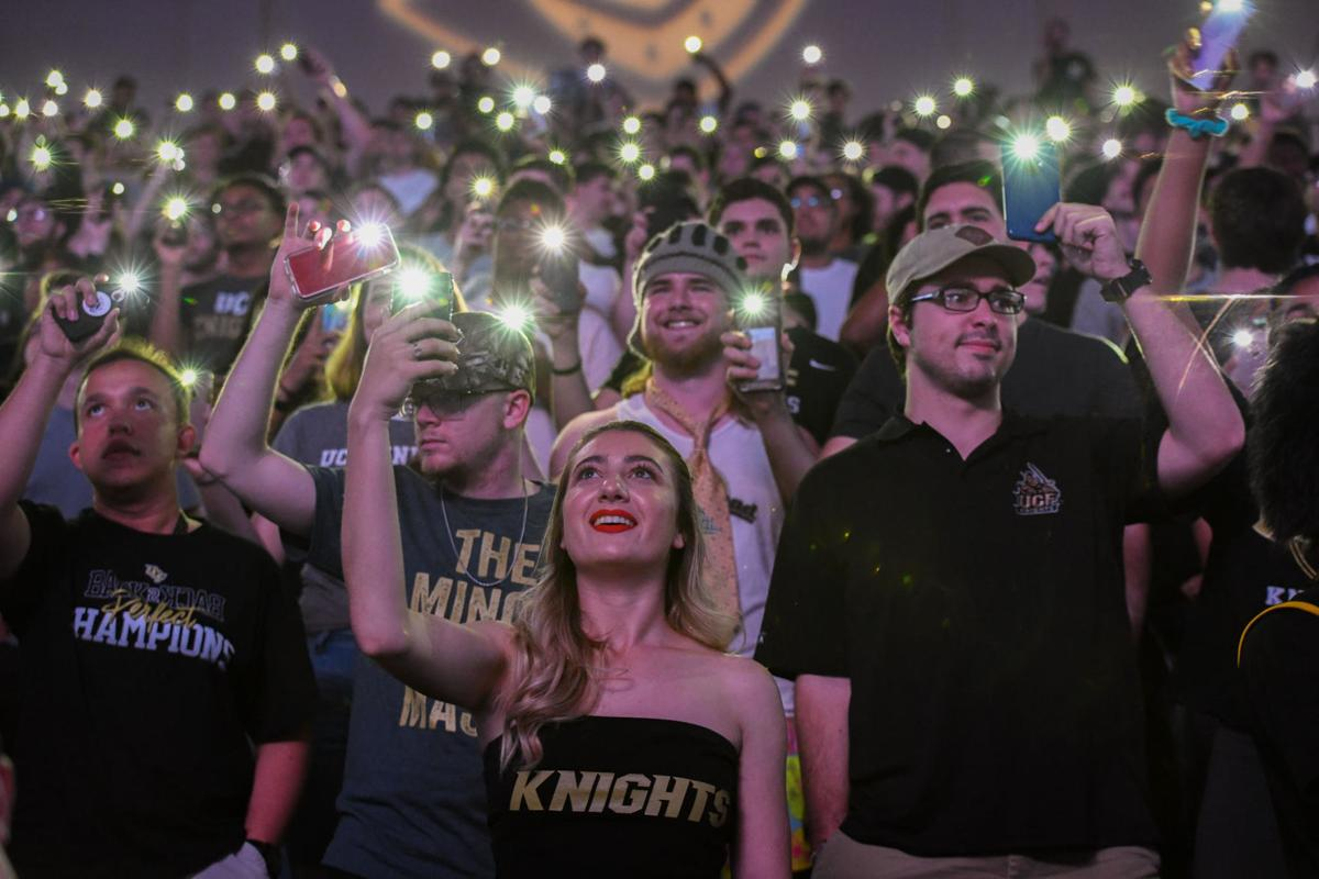 Future of Knight Lights app in question after beta test at UCF football game
