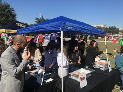 Global UCF offered students a taste of different cultures for International Education Week