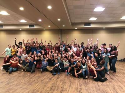 Latin Rhythm UCF moves dance classes online