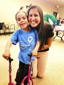 Students share experiences with UCF philanthropy 'Knight-Thon'