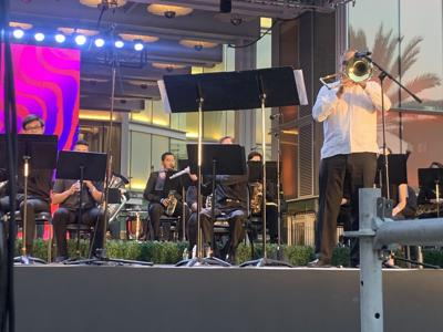 UCF Band embraces performance changes for diversity / Luis Fred Solo