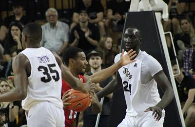 Tacko Fall's career game leads UCF in dominating win over SMU