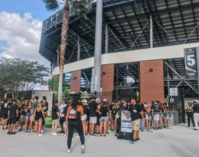 UCF Athletics Works with Demand of Increasing Gameday Attendance