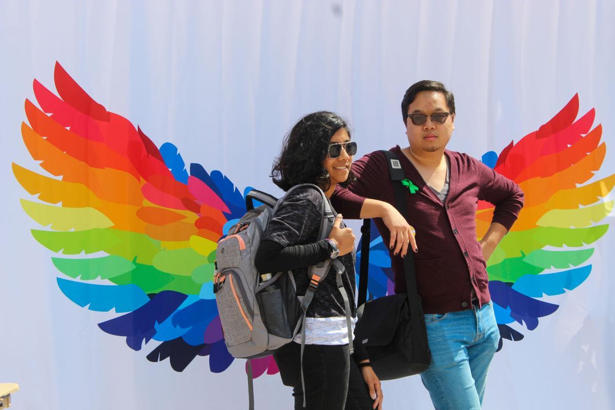 PHOTOS: LGBTGQ+ Spirit Day 13