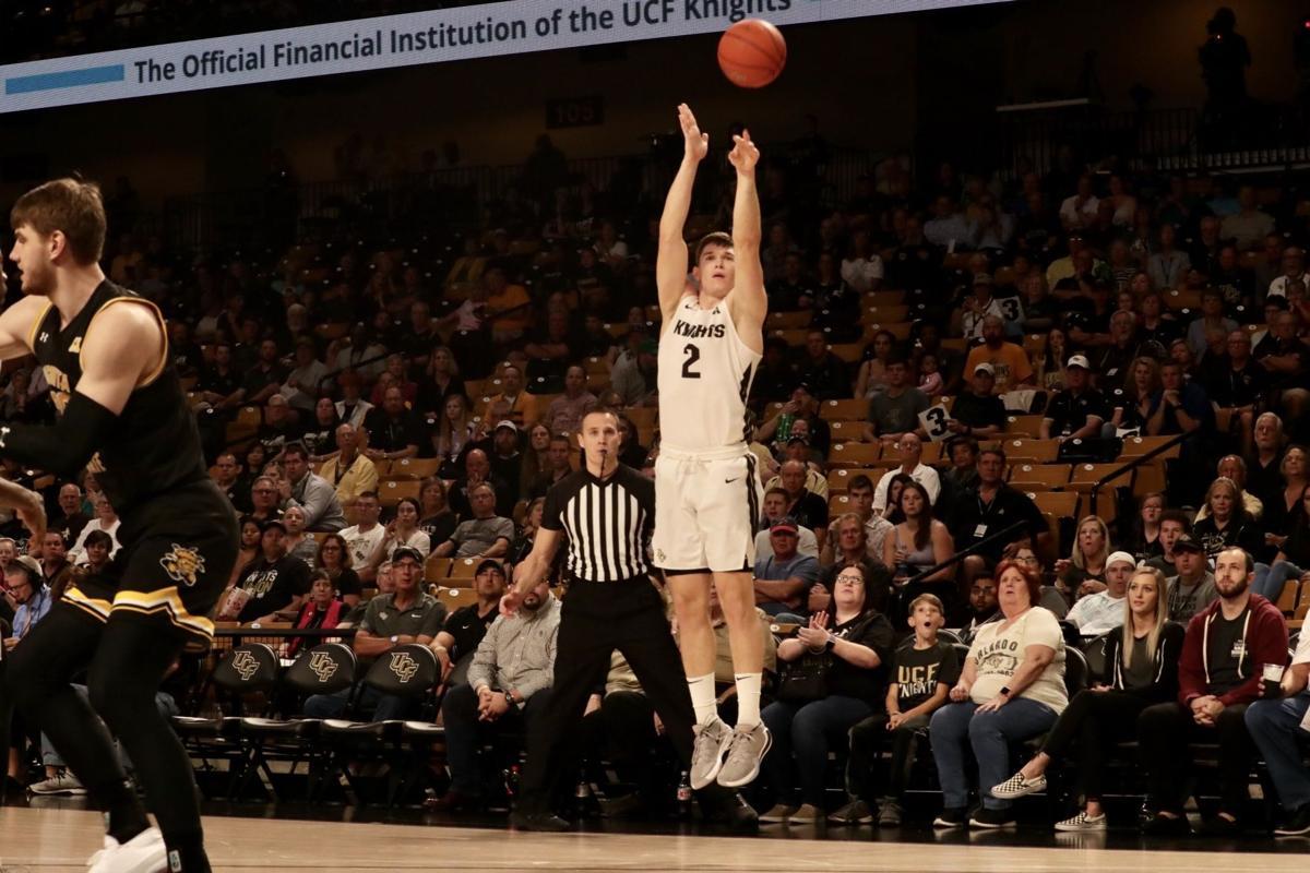 UCF men's basketball vs. Wichita State