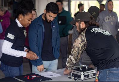 Student Veterans Association at UCF offering veterans a special camaraderie