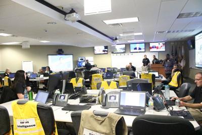 Inside UCF EOC