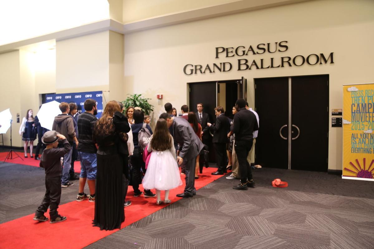 PIC: campus moviefest