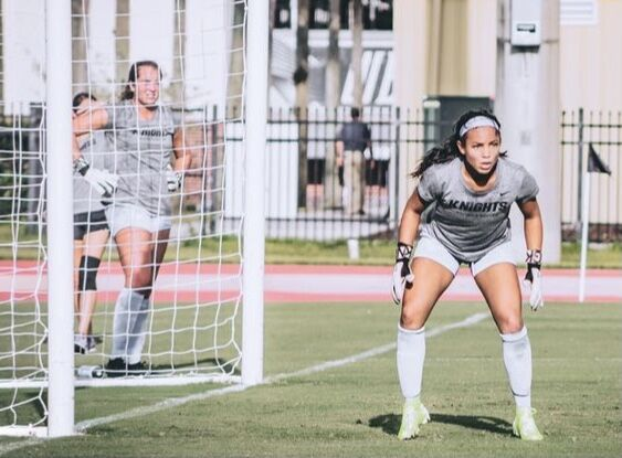 UCF women's soccer player fights for her life, and for the sport she loves