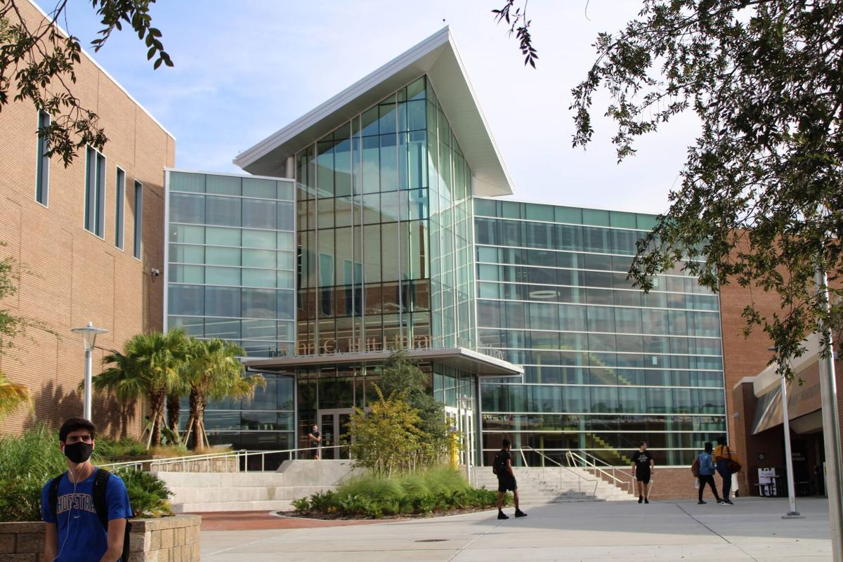 Renovated UCF Library opens with restrictions