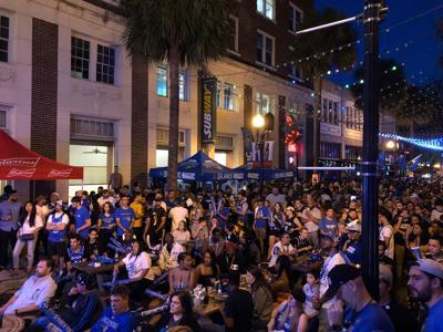 Magic fans keep heads held high, hopeful for Game 3