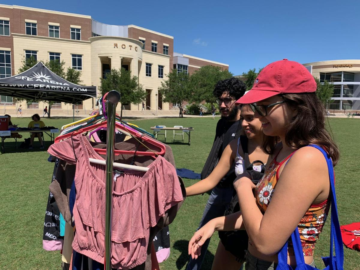 UCF Sustainability Initiatives Swap Shop takes stress off of students and environment