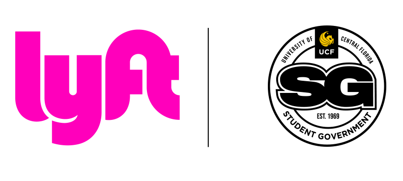 SG Lyft partnership logo top