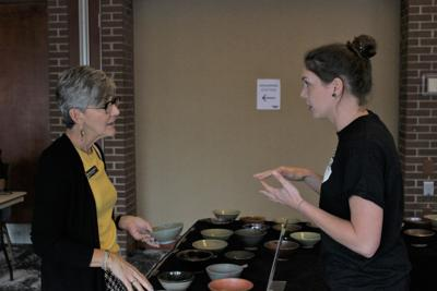 UCF SVAD Hosts First Empty Bowls Event