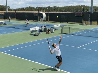 UCF men's tennis takes seventh straight dub against No. 25 Tulane