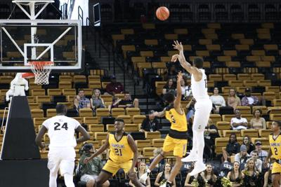 UCF Knights men's hoops prepares for ECU after more than a week off