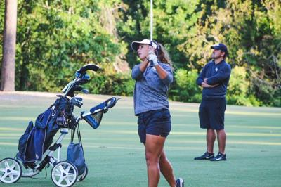 'The one thing we all are is UCF': Diverse women's golf team has championship aspirations