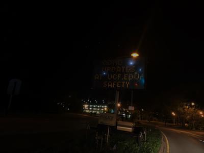 Nightly curfew established in Orange County amid COVID-19 concerns
