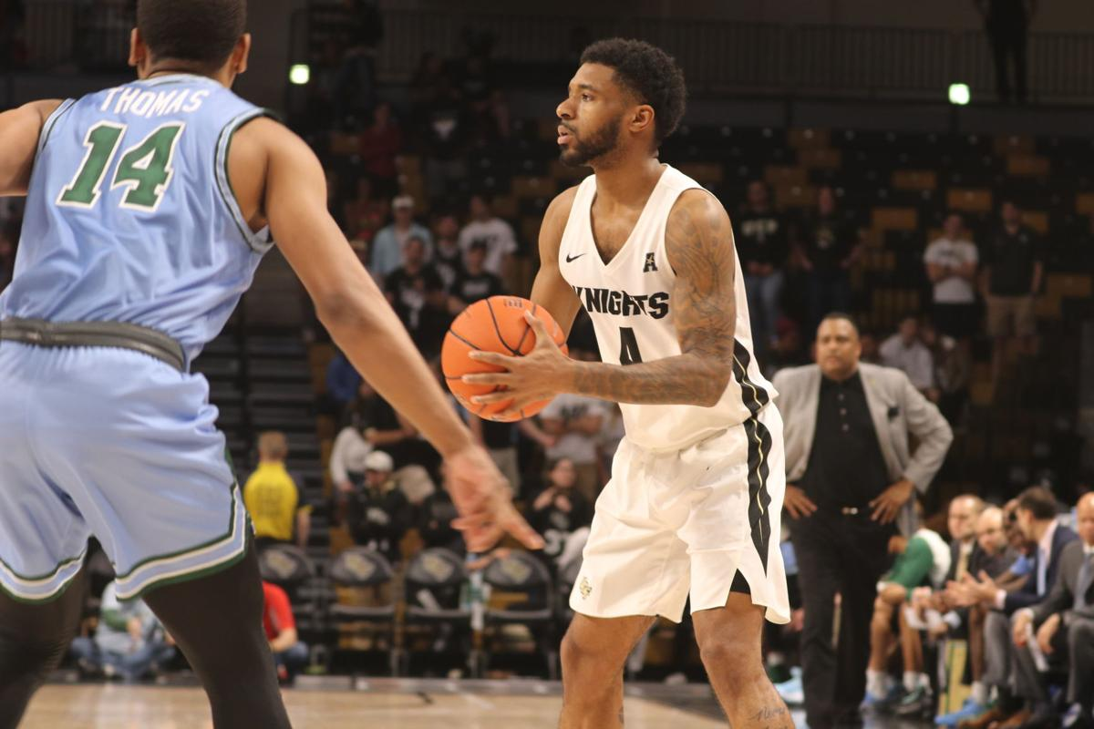 Tulane Green Wave edges UCF men's basketball in a nail-biter