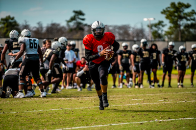 UCF players opt out image