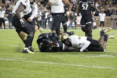 UCF football suffers upset loss in Cincinnati, drops second straight away game