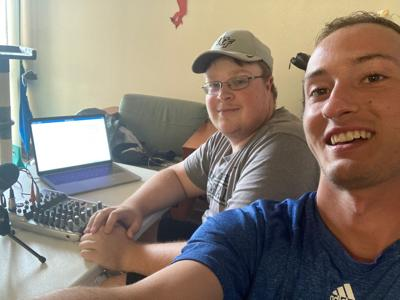Play Ball: UCF Students refuse to let sports coverage take a time-out amidst COVID-19, start podcast