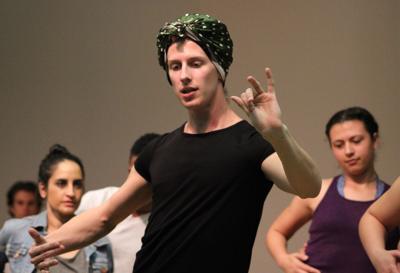 UCF musical theatre major Alaric Frinzi crosses gender gaps through performance