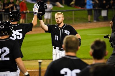 UCF baseball takes on No. 22 Auburn in three-game series