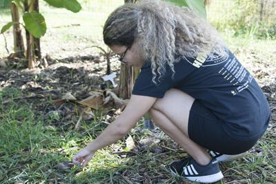 UCF volunteer services give students opportunities to give back to UCF communities THIS ONE