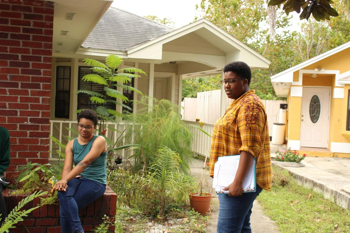 "UCF student's work on feature film ""Egghead & Twinkie"" 1"