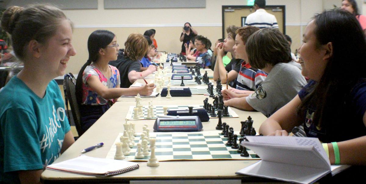 Chess Tournament 1