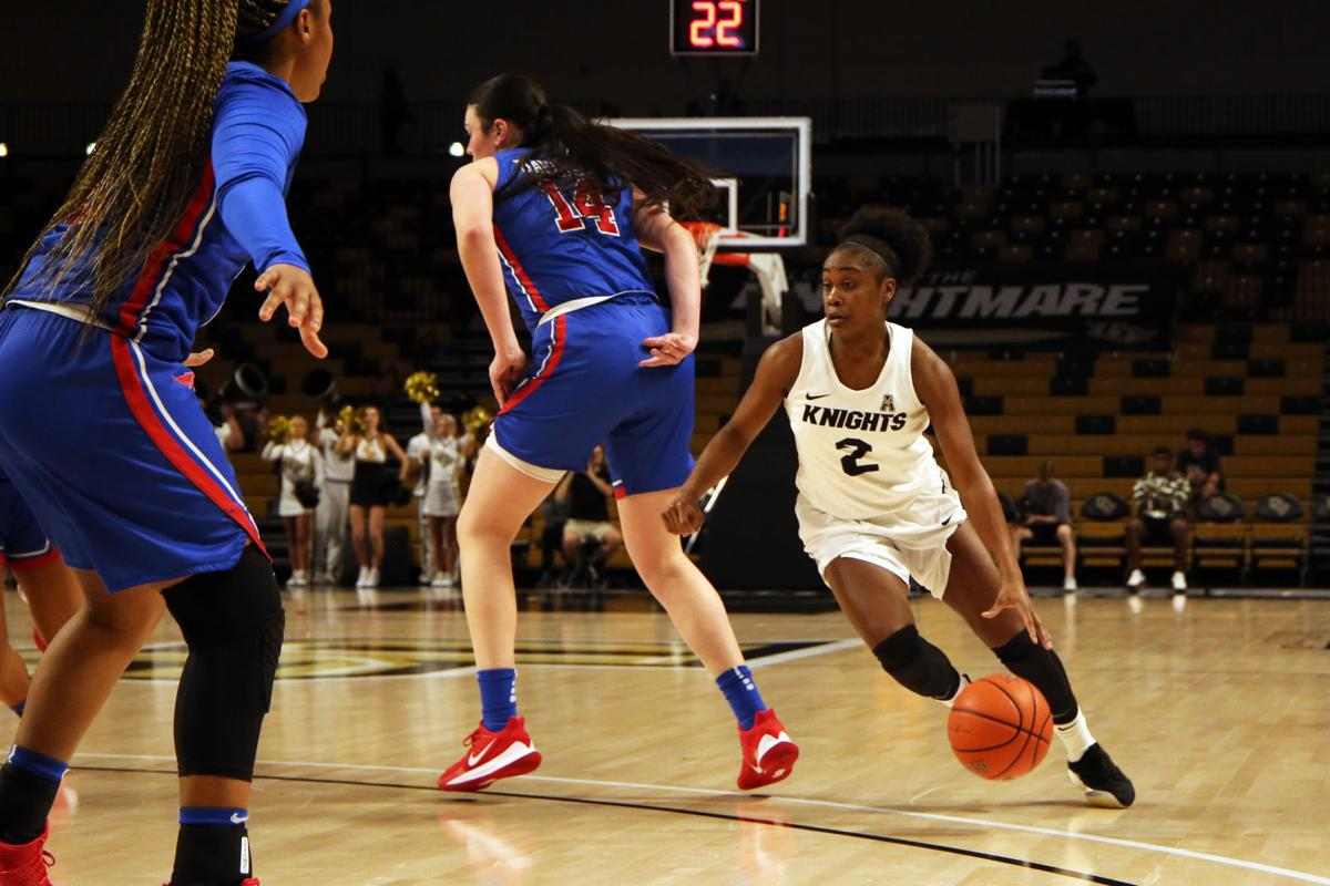 UCF Women's Basketball vs Southern Methodist University