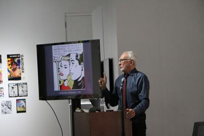 Pop Art movement thrives at UCF