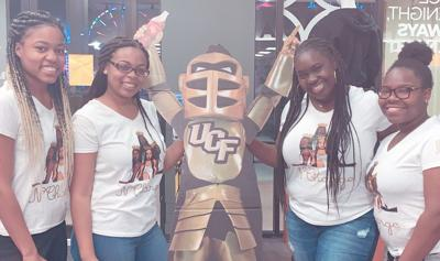 UCF student raises money for students who have lost parents this holiday season (THIS)