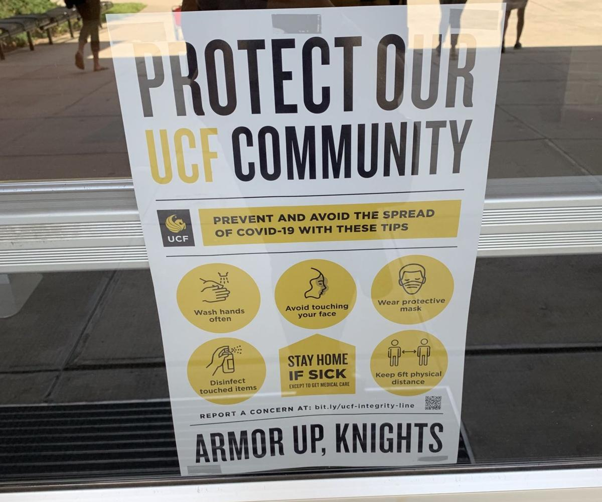 UCF unveils COVID-19 safety measures for fall 2020 semester