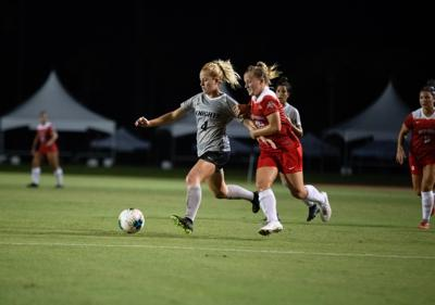 UCF women's soccer battle against Ohio State in double overtime image 10