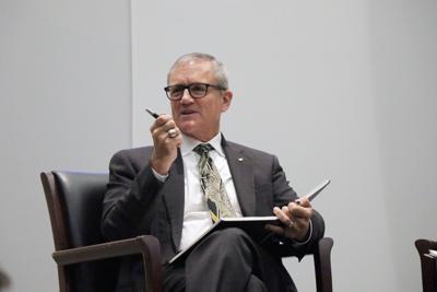 President Whittaker Stock Photo MA