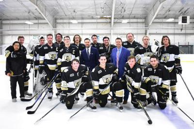 UCF Ice Hockey MA