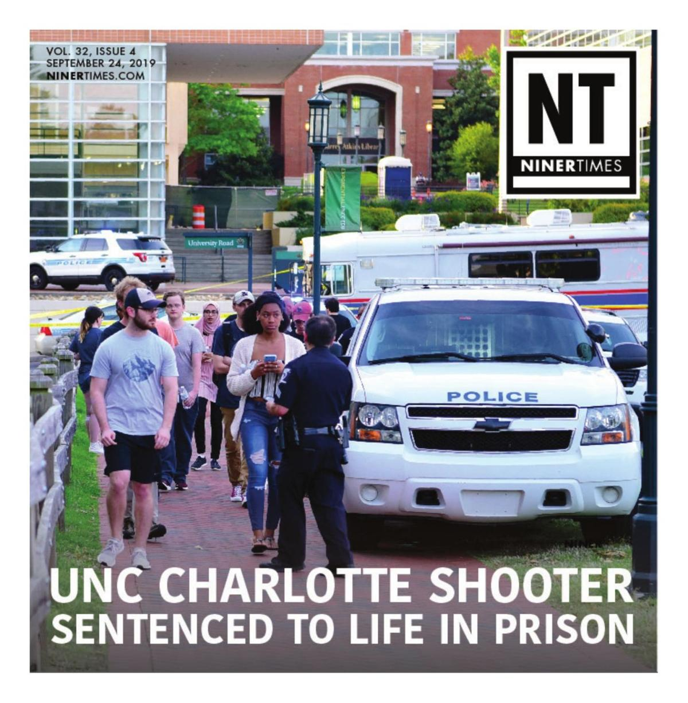 Niner Times: September 24, 2019