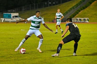 Men's Soccer Wofford Recap