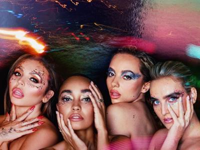 Confetti Album Cover