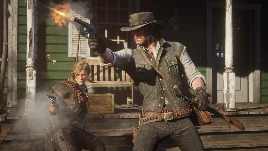 Red Dead Redemption 2 image one