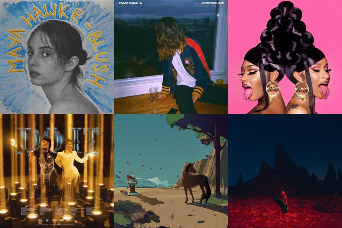 all albums A&E 2020