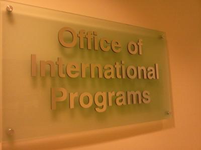 OEA sign
