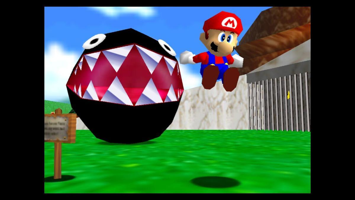 Mario 3d 2