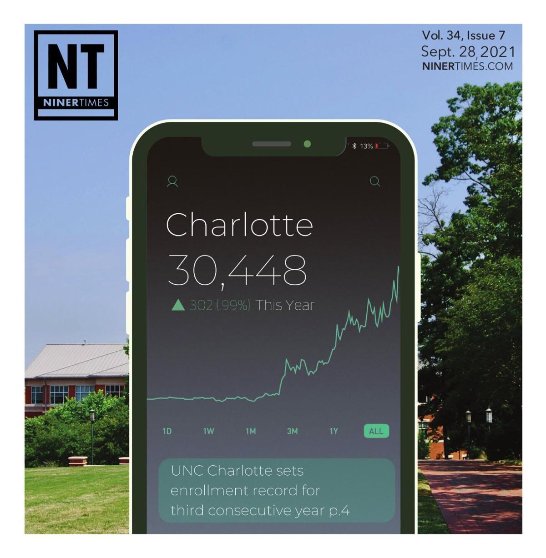 Niner Times; September 28, 2021
