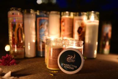 UNCC Shooting: The Day After & Vigil, 5/1, Chris Crews, DSC_6429