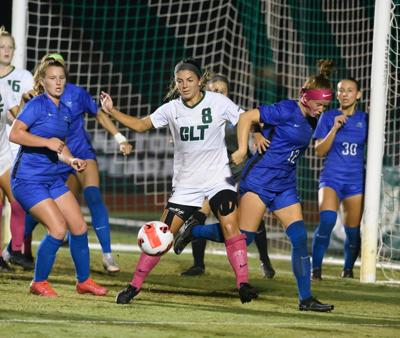 Haley Shand Soccer Photo
